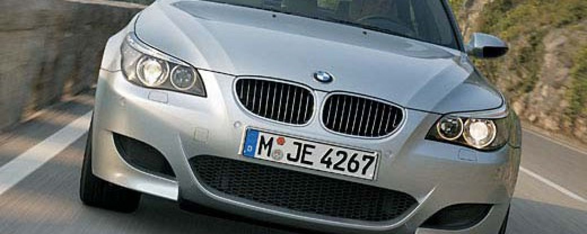 Bmw M5 2005: prezzi e optional