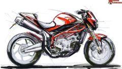 Moto Morini: i primi disegni - Immagine: 1