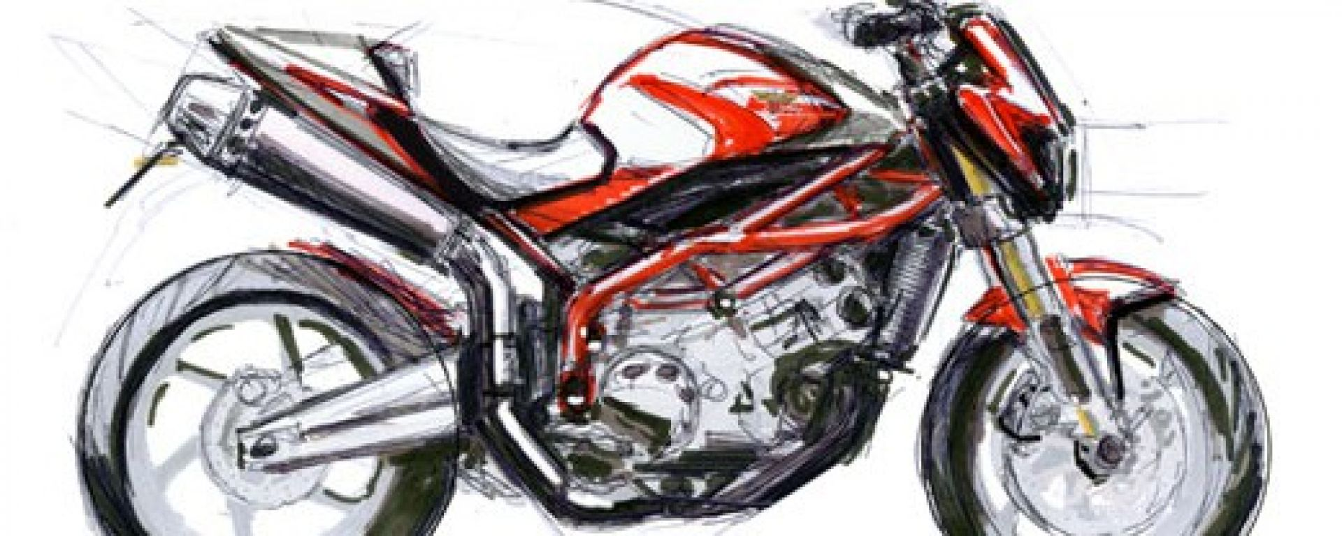Moto Morini: i primi disegni