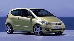 Anteprima: Mercedes Classe A 2005 - Immagine: 5