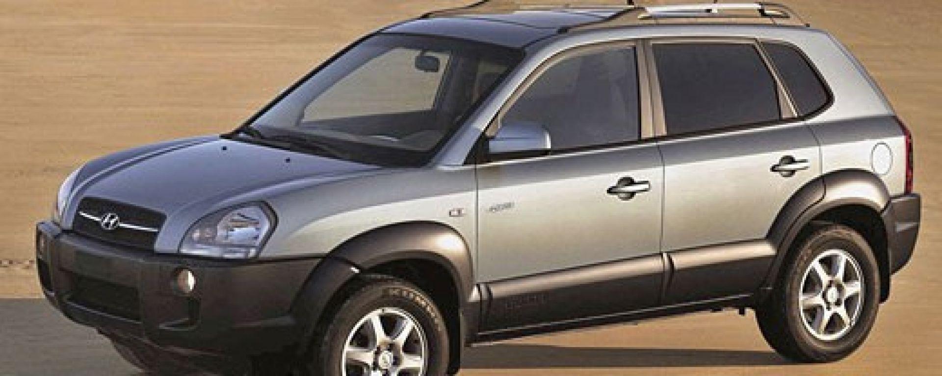 Hyundai Tucson: tutti i prezzi