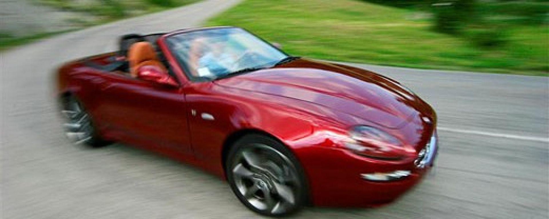 Maserati Spyder 2004