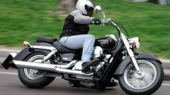 Test Drive Honda Shadow 750 Motorbox