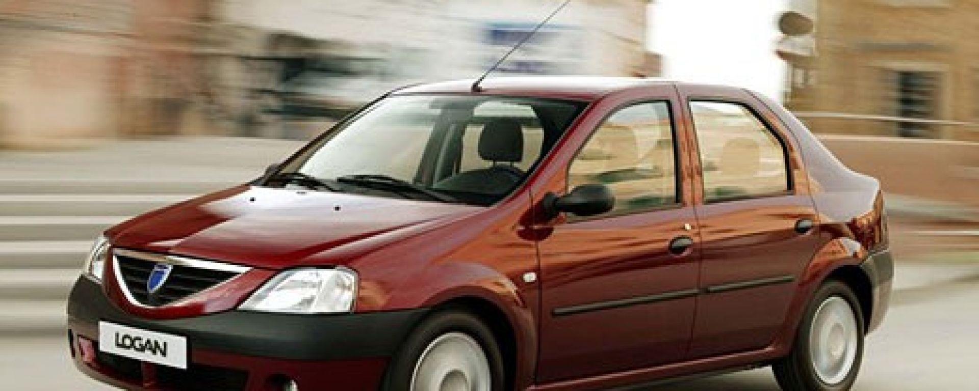 Dacia Logan, la Renault da 5000 euro