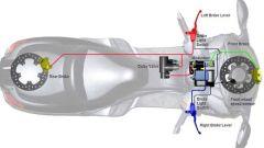 Schema Elettrico X9 250 : Prova piaggio evolution abs motorbox