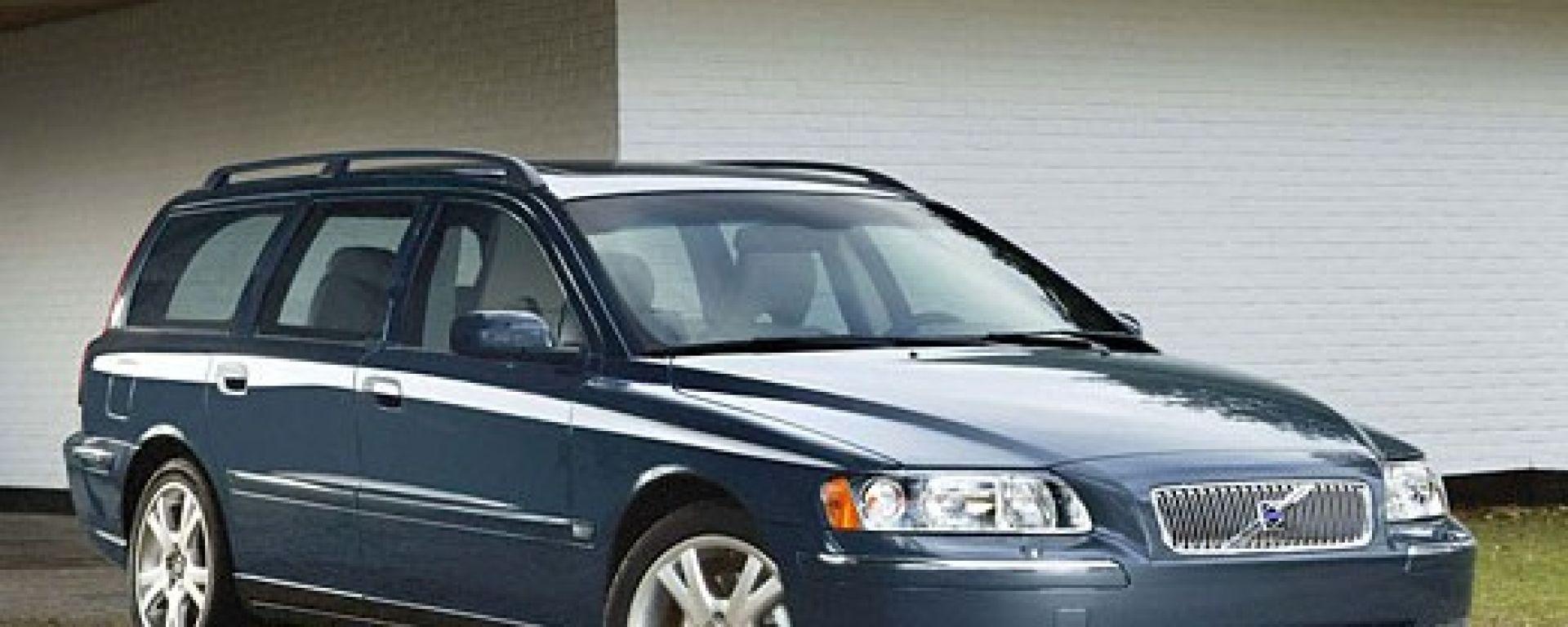 Anteprima: Volvo S60, V70 e XC70 2005