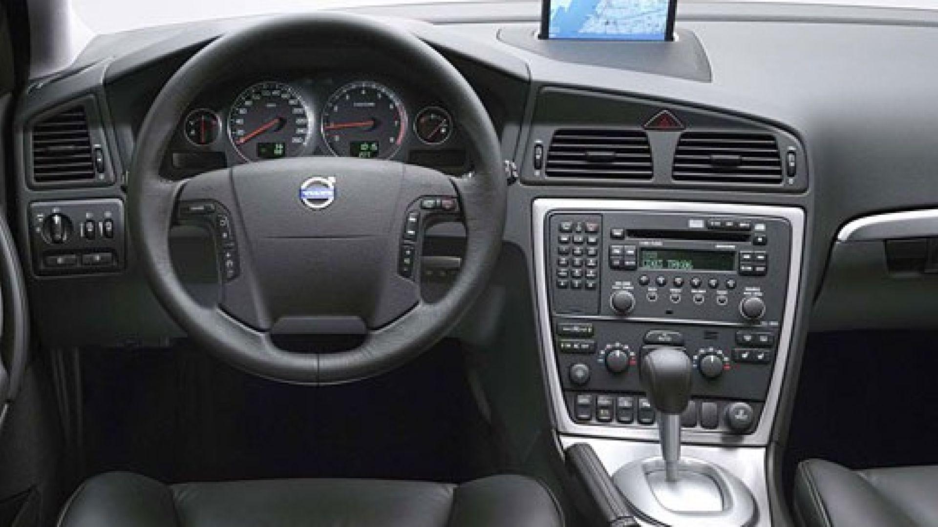 Anteprima: Volvo S60, V70 e XC70 2005 - MotorBox