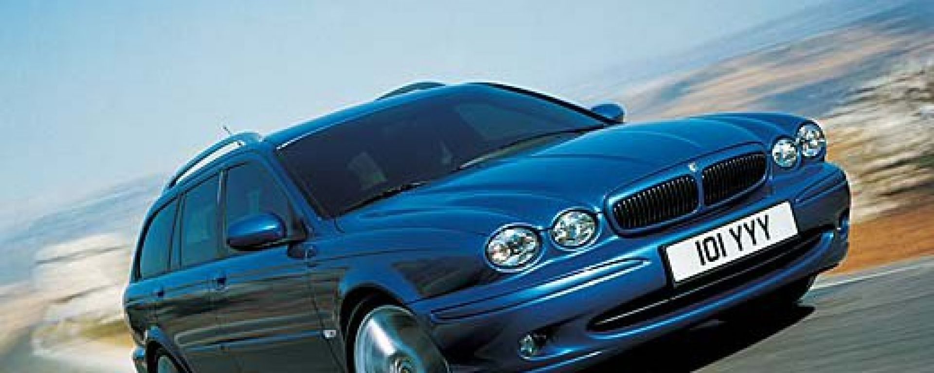 Jaguar X-type Wagon