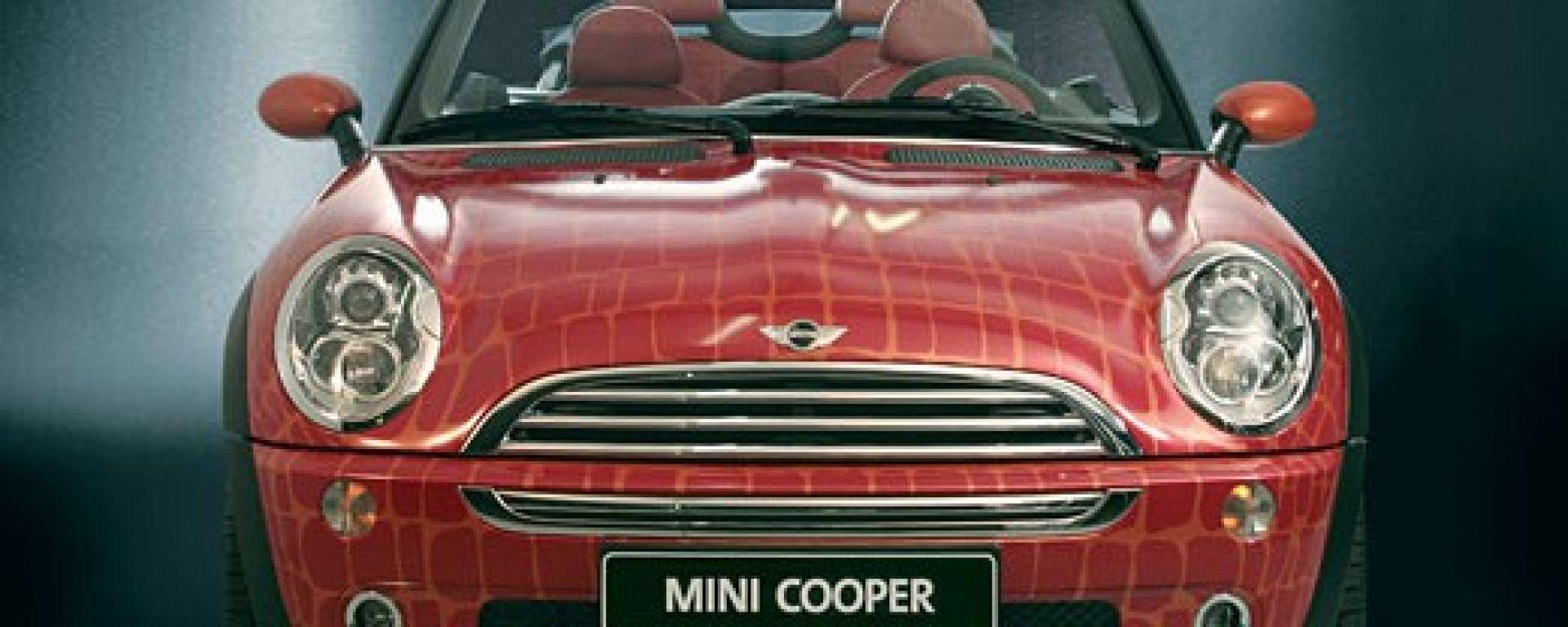 Mini Cooper Cabrio by Ferré