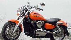 Day by day Kawasaki VN 1600 Mean Streak - Immagine: 20