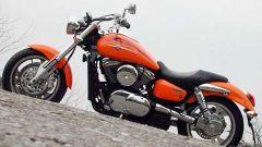 Day by day Kawasaki VN 1600 Mean Streak - Immagine: 21