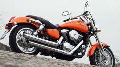 Day by day Kawasaki VN 1600 Mean Streak - Immagine: 23