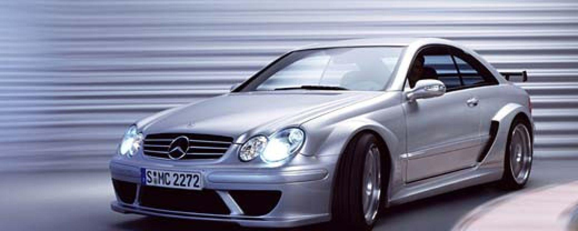 Anteprima: Mercedes CLK DTM AMG