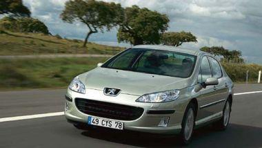 Listino prezzi Peugeot 407