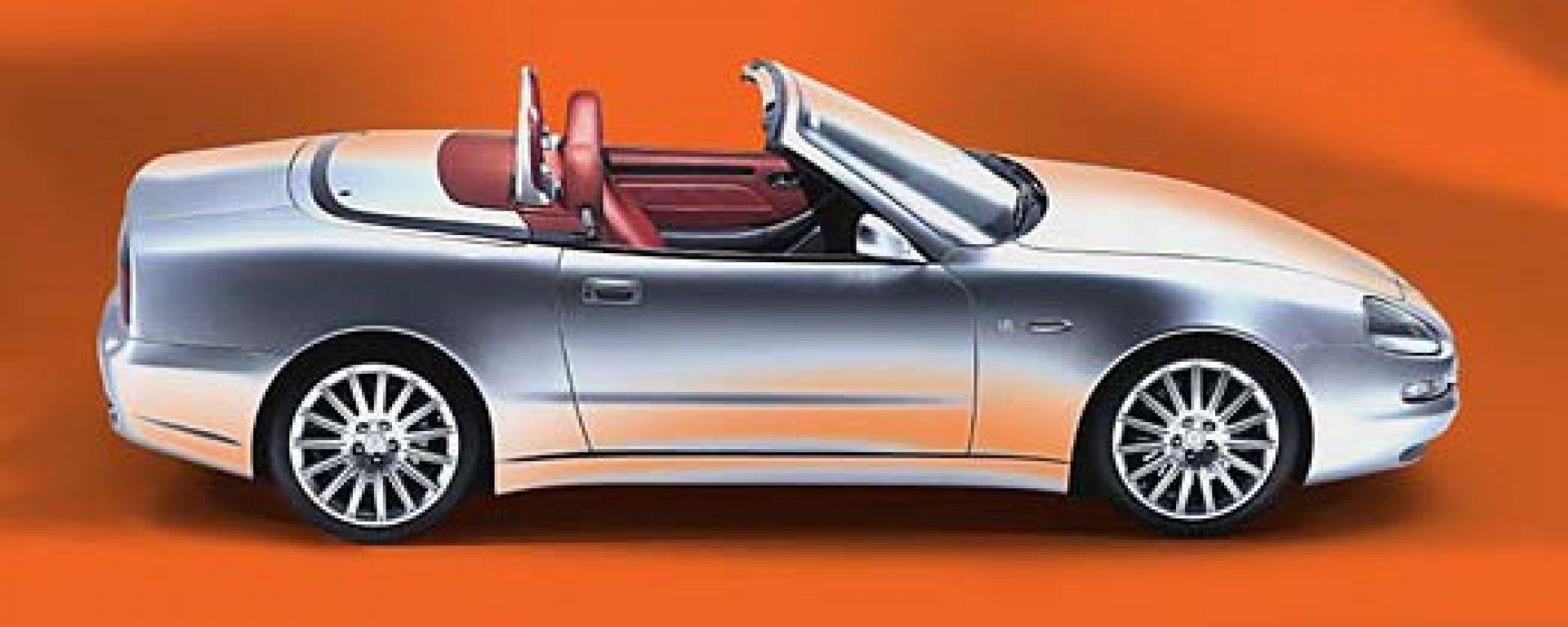 Le più belle foto della Maserati Spyder 2004
