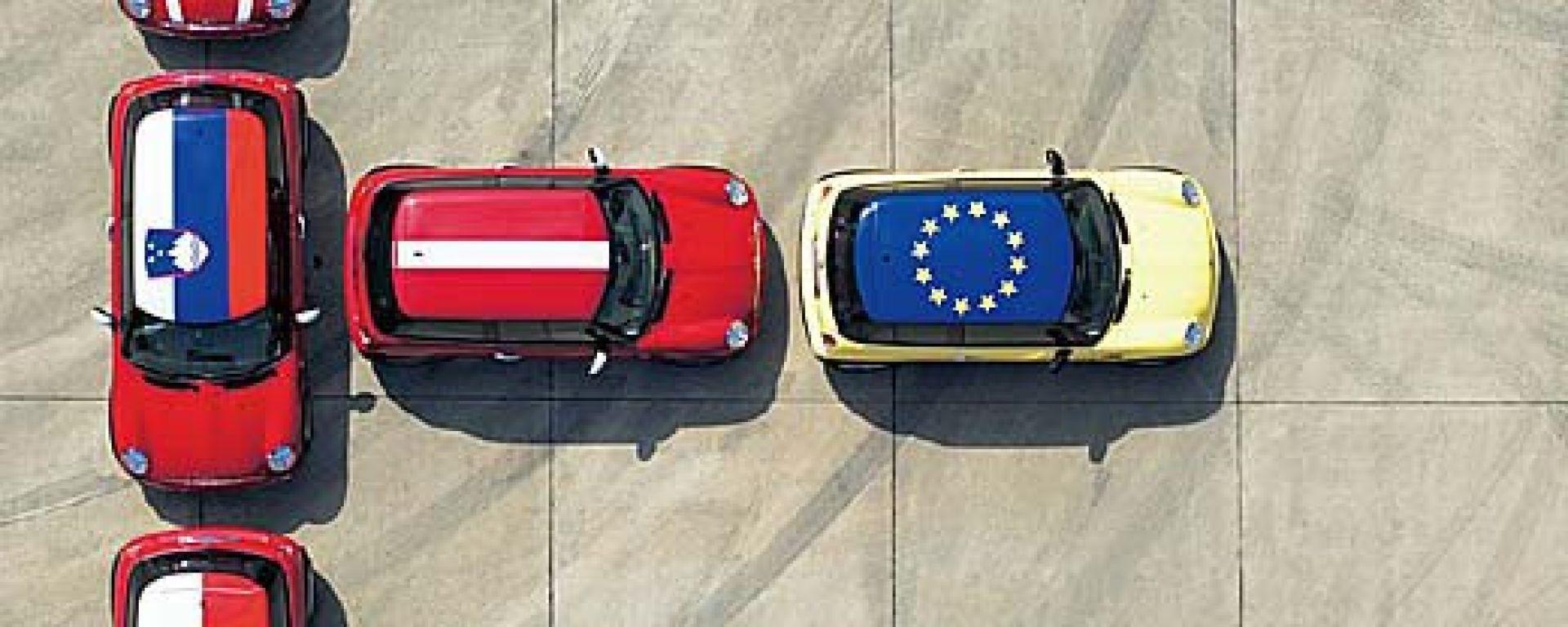 Mini lezione di geografia: conosci la nuova Europa