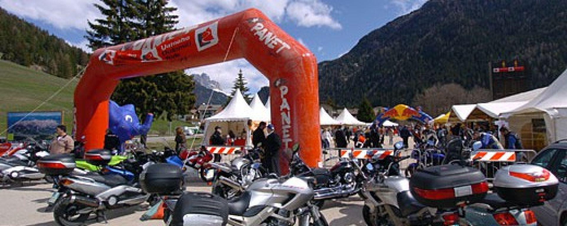 Yamaha Dolomiti Ride 2004