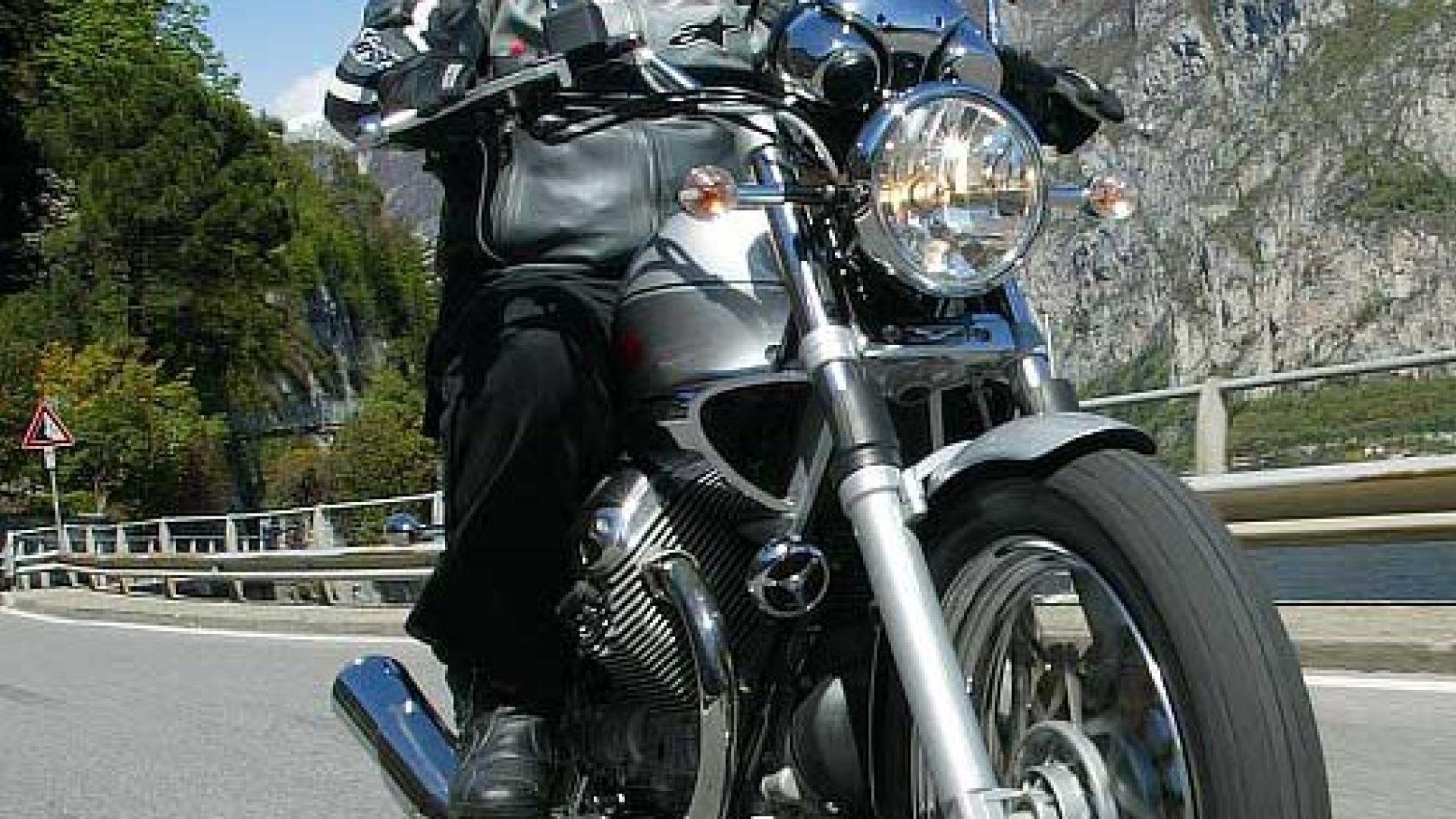 Moto Guzzi California >> Prova su strada: Moto Guzzi Nevada Classic '04 - MotorBox