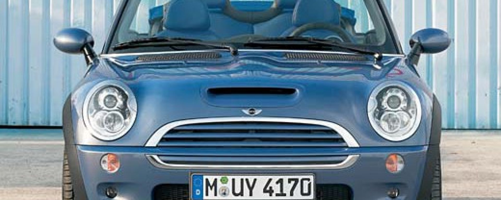 Mini Cabrio Cooper S:caratteristiche e prezzi