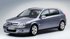 Opel Signum e Vectra 1.9 CDTI - Immagine: 19