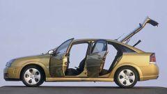 Opel Signum e Vectra 1.9 CDTI - Immagine: 5