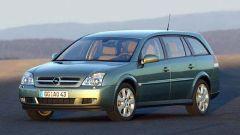 Opel Signum e Vectra 1.9 CDTI - Immagine: 8