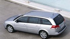 Opel Signum e Vectra 1.9 CDTI - Immagine: 11