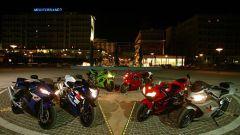 Confronto: 600 Supersport a Misano - Immagine: 1