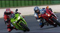 Confronto: 600 Supersport a Misano - Immagine: 27