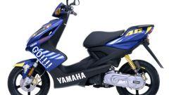 Yamaha Aerox Rossi Replica - Immagine: 1