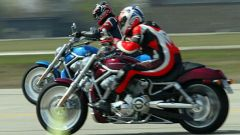 Harley V-Rod: a gas aperto - Immagine: 1