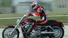 Harley V-Rod: a gas aperto - Immagine: 11