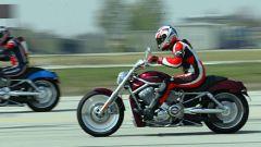 Harley V-Rod: a gas aperto - Immagine: 9