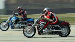 Harley V-Rod: a gas aperto - Immagine: 8