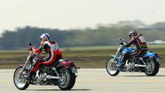 Harley V-Rod: a gas aperto - Immagine: 6