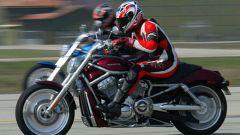 Harley V-Rod: a gas aperto - Immagine: 4