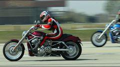 Harley V-Rod: a gas aperto - Immagine: 2
