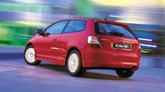 Honda Civic 1.6 Sport - Immagine: 9