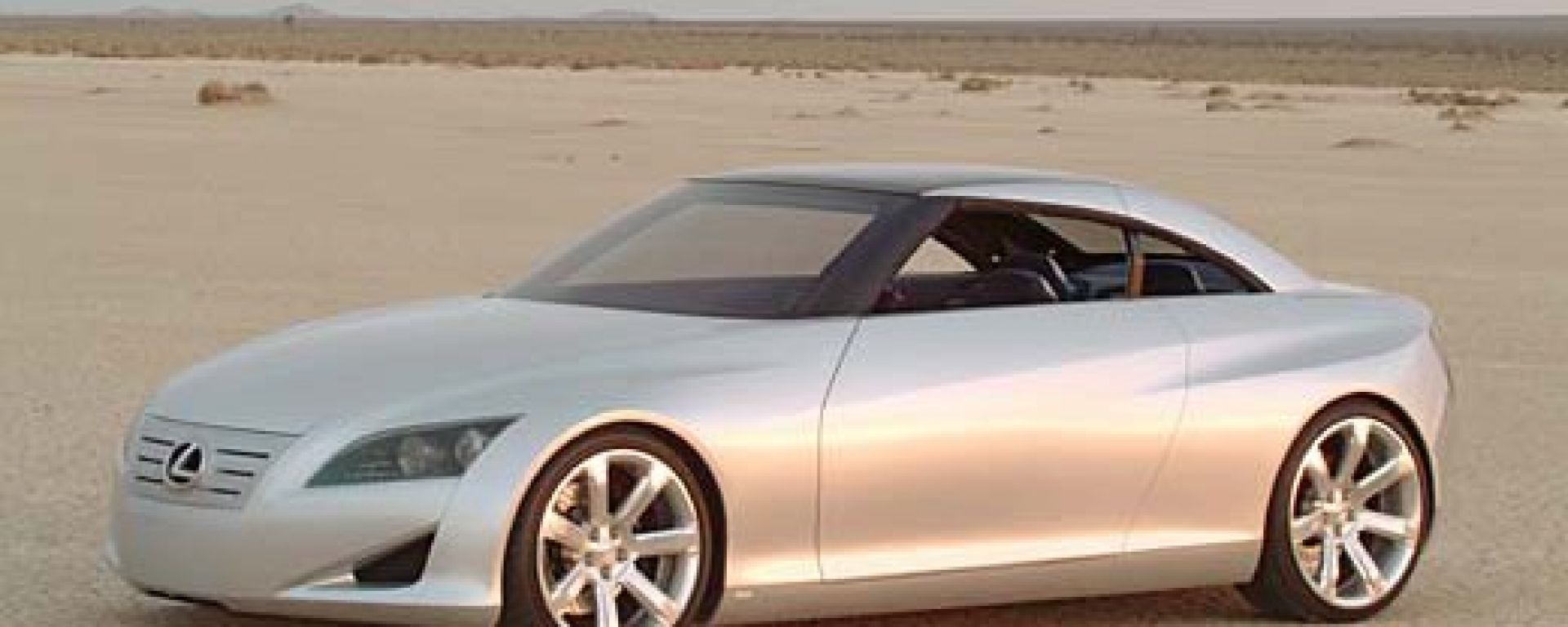 Anteprima: Lexus LF-C