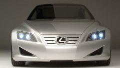 Anteprima: Lexus LF-C - Immagine: 5