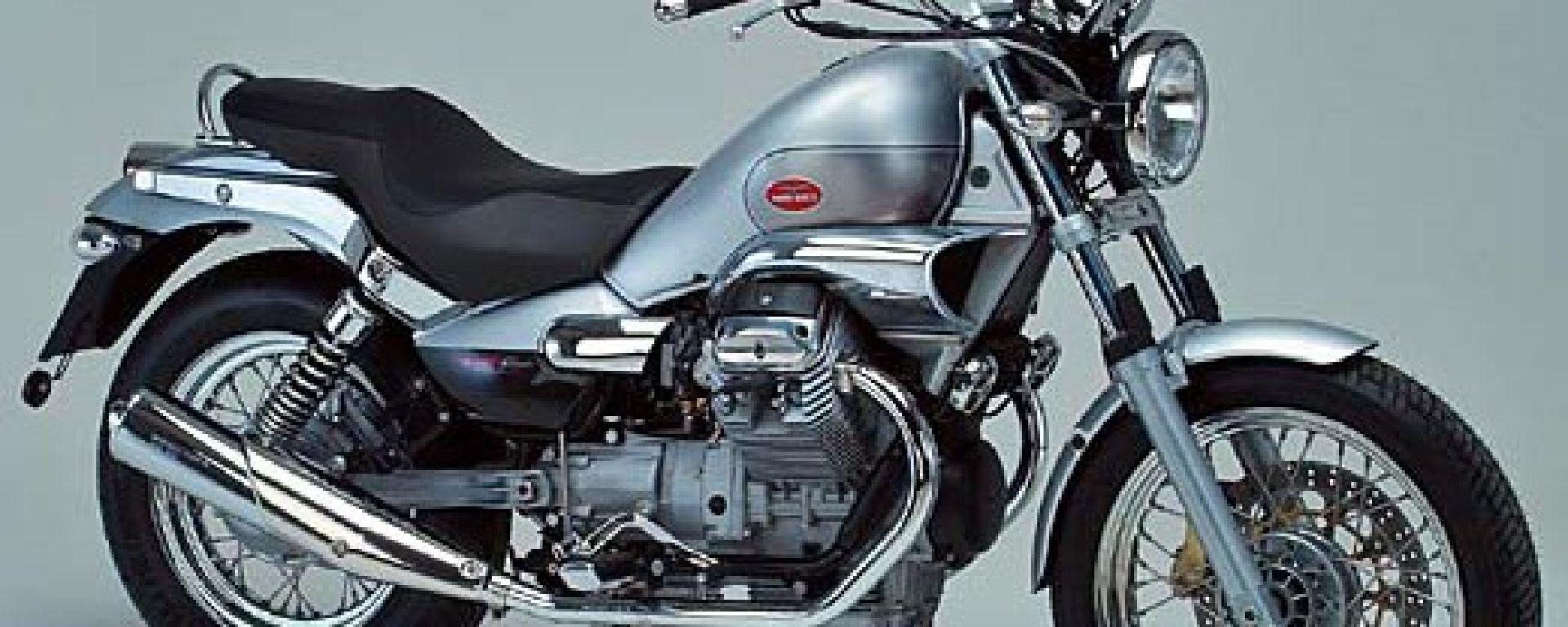 Anteprima: Moto Guzzi Nevada 750 '04