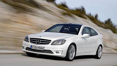Listino prezzi Mercedes-Benz Classe CLC