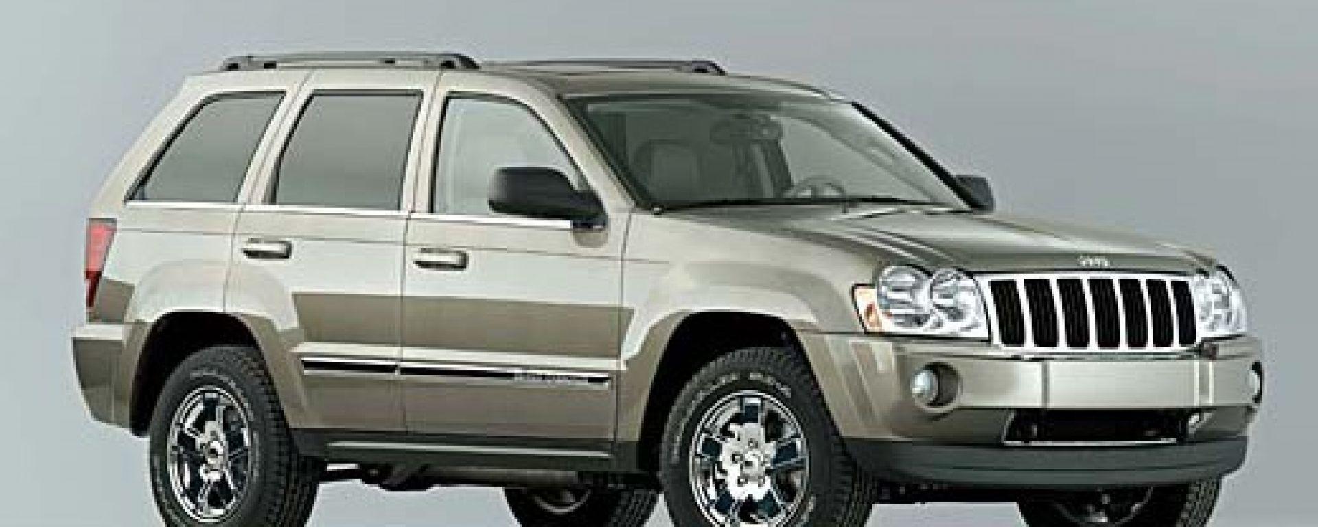 Anteprima jeep grand cherokee 2005
