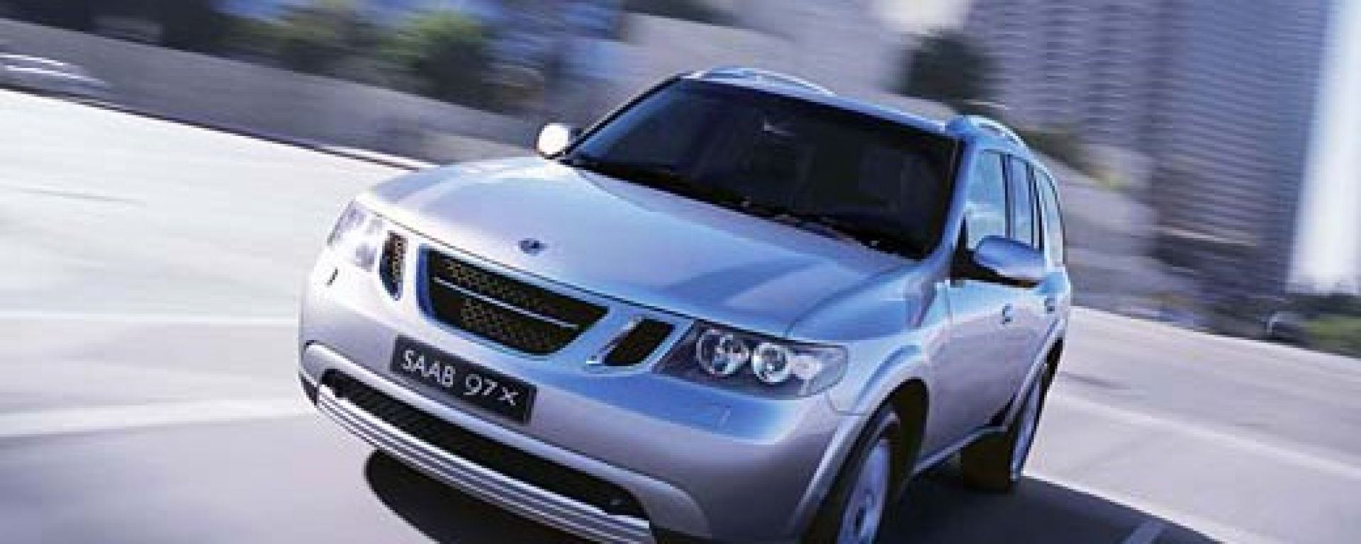 Anteprima: Saab 9-7X
