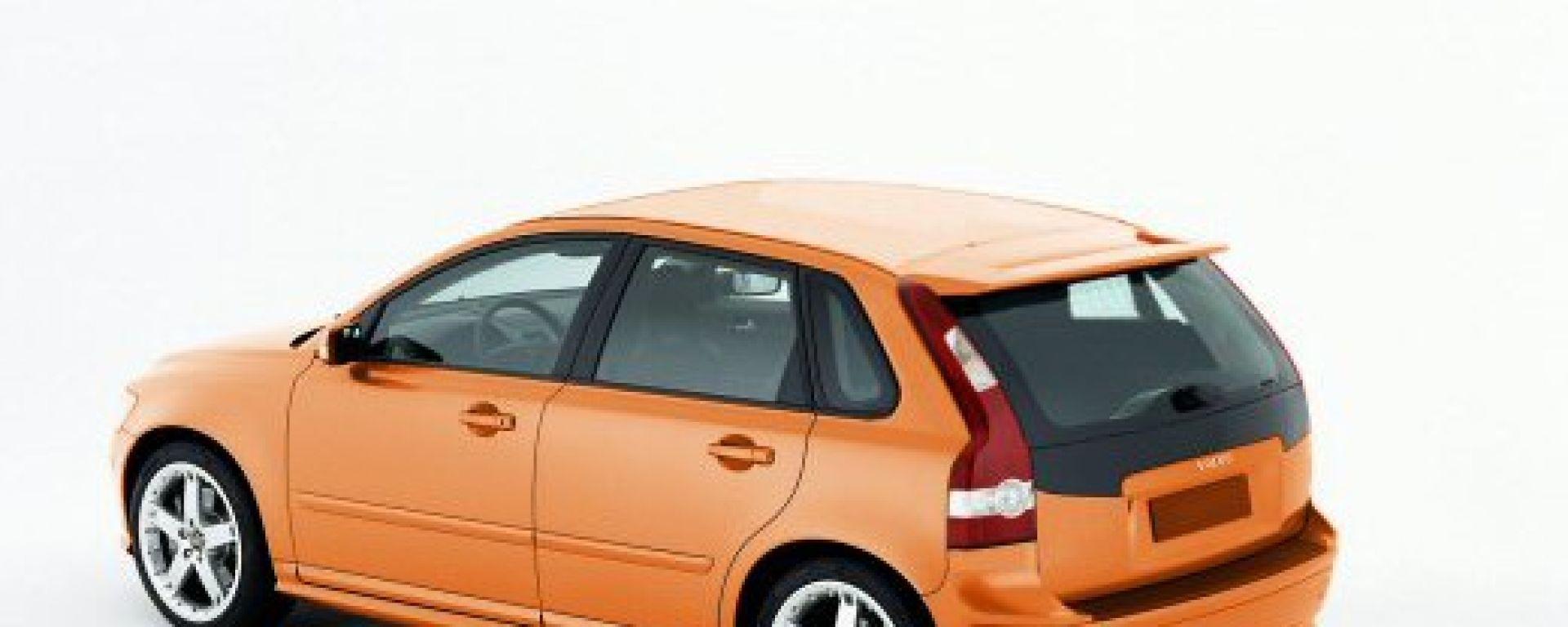 Volvo S30: ecco la coda