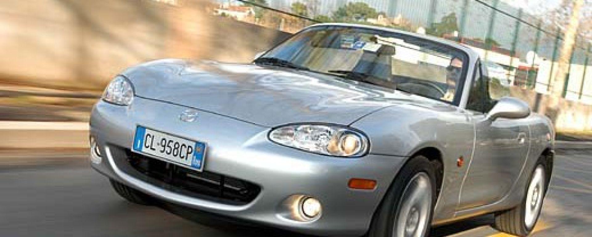 Mazda MX-5 Milestone