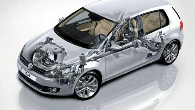Immagine 0: Volkswagen Golf VI 4Motion