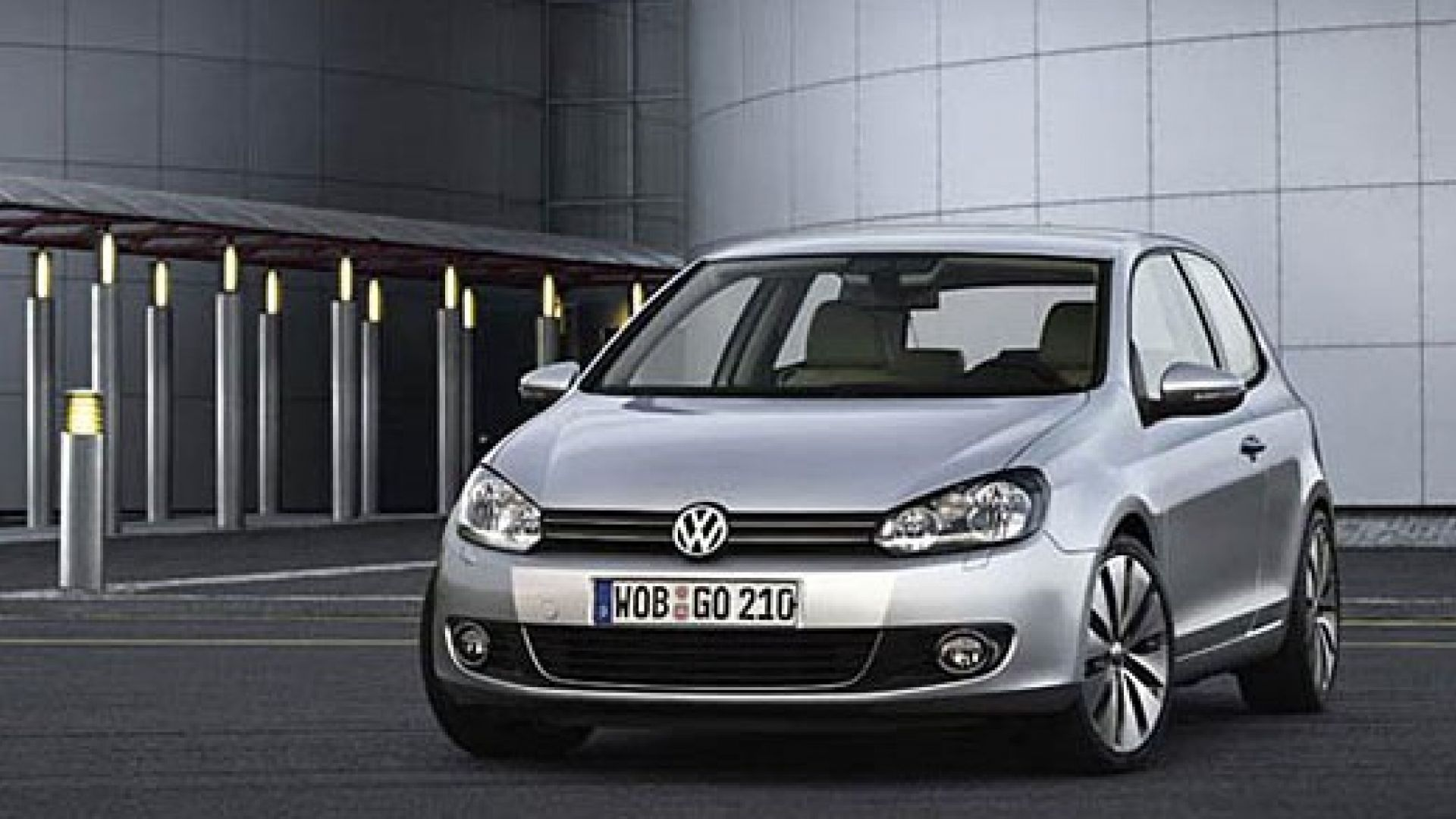 Immagine 2: Volkswagen Golf VI 4Motion