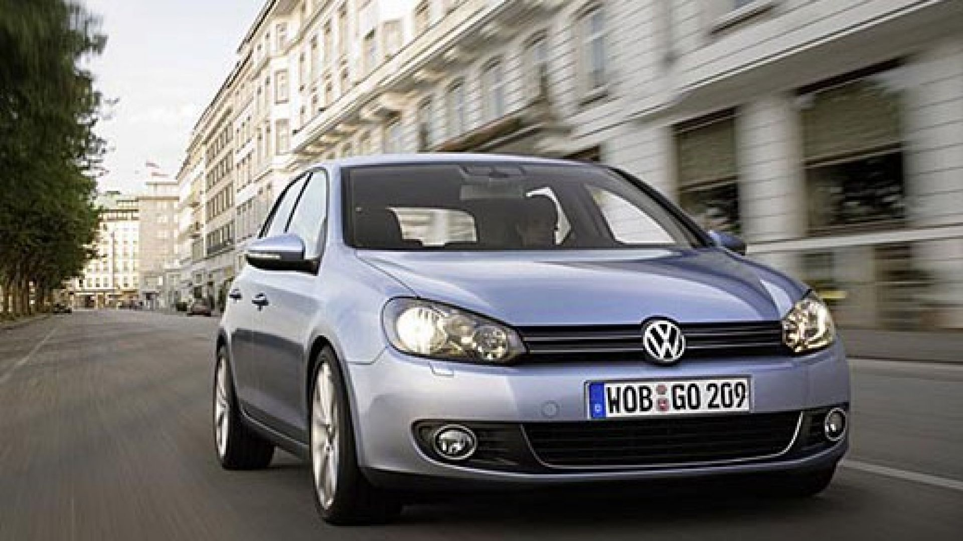 Immagine 3: Volkswagen Golf VI 4Motion