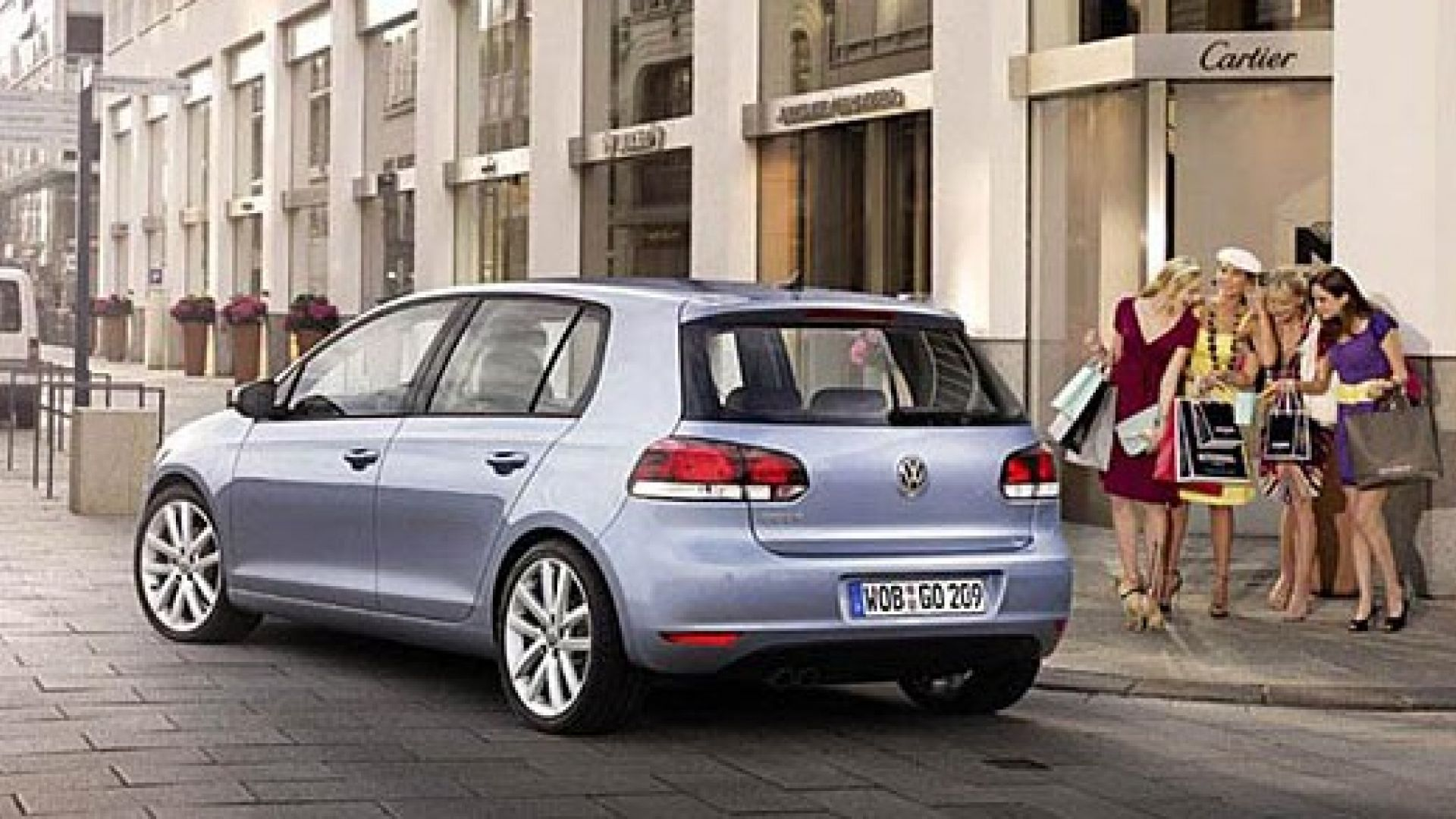 Immagine 4: Volkswagen Golf VI 4Motion